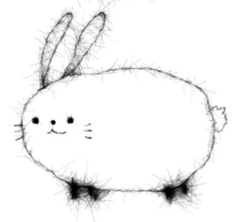 วาดรูปกระต่ายกันนะ