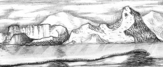 10) ดินแดนน้ำแข็ง (เผื่อใช้)