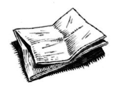 13) พับกระดาษทีละครึ่งแผ่น